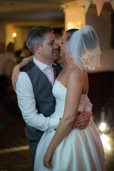 Emma & Chris Evans Wedding Reception