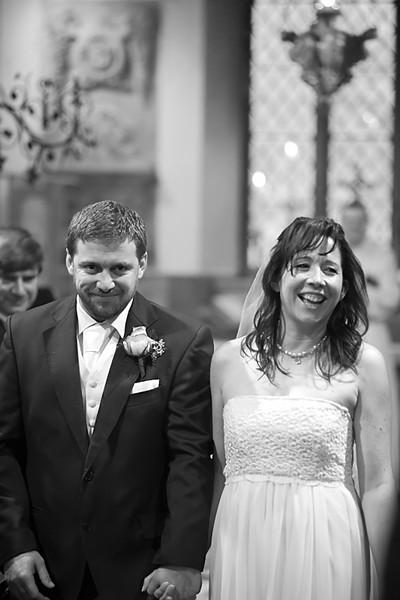 Sarah & Peter Wales Wedding